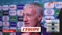 Deschamps «Un groupe compliqué» - Foot - Euro 2020 - Tirage au sort