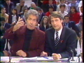 """Canal + - 4 Novembre 1994 - Extrait """"Nulle Part Ailleurs"""" (Best of Zapping)"""