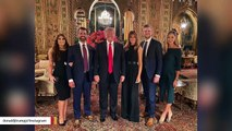 Trump Jr. Shares Belated Thanksgiving Family Dinner Photo
