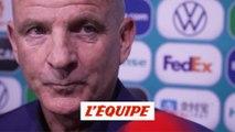 Guy Stéphan «Un groupe difficile» - Foot - Euro 2020 - Tirage au sort