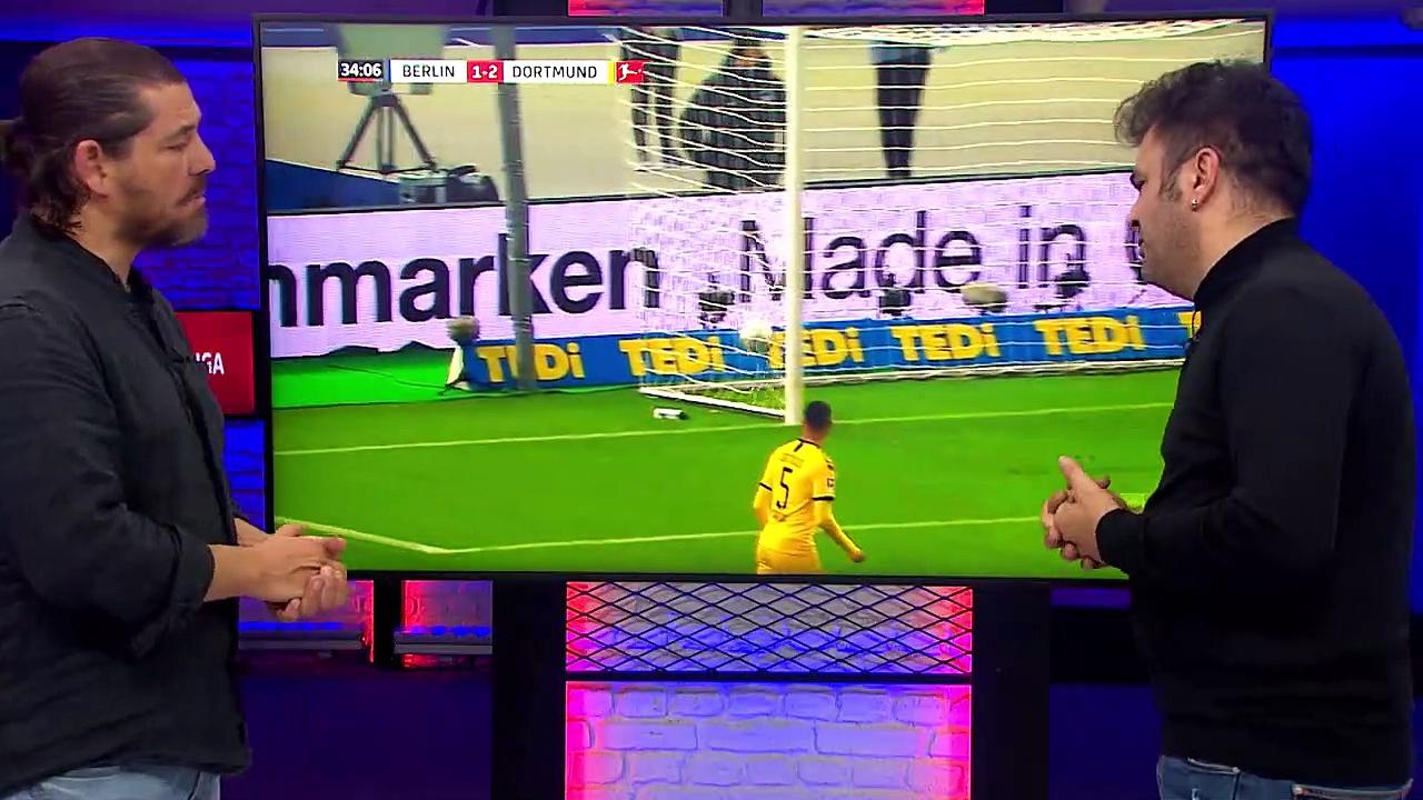 H. Berlin - B. Dortmund Maçının Ardından Değerlendirmeler