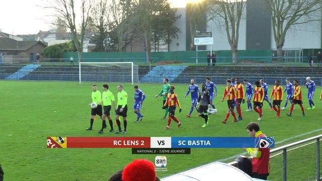 Lens 0-0 Bastia : Le résumé