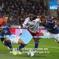 Ligue 1 : le Racing concède une défaite frustrante face à Lyon à La Meinau 1-2