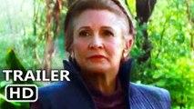 "STAR WARS 9 ""Princess Leia Returns"" Trailer"