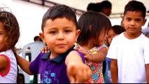 Venezuelan migrants caught in crossfire of Colombia protests