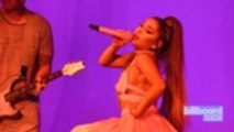 Ariana Grande Gives Fans 'Sweetener' Live Album While on Tour | Billboard News