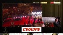 Tadic «Un privilège d'être ici» - Foot - Ballon d'Or