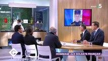 """""""Il aimait l'armée mais pas la guerre"""" Jean-Marie Bockel évoque son fils tué au Mali"""