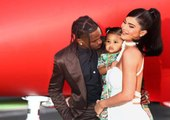 Kylie Jenner and Travis Scott Reunited for Thanksgiving