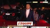 L'arrivée de Kylian Mbappé - Foot - Ballon d'Or