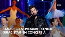 Cyril Hanouna perturbe le concert de Kendji Girac