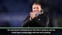 'Why would I want to leave Leicester?' - Rodgers denies Arsenal rumours