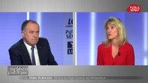 Janvier sobre : « Le mois sans alcool, j'y suis très opposé », s'énerve Didier Guillaume