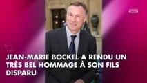 Jean-Marie Bockel rend un hommage poignant à son fils mort au Mali dans C à Vous