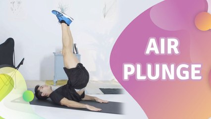 Air plunge - Steg för Hälsa