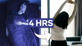 Scientist Explains How Rare Genetics Allow Some to Sleep Only 4 Hours a Night