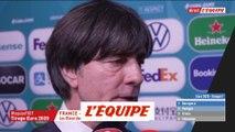 Löw «La France est favorite» - Foot - Euro 2020 - Tirage au sort