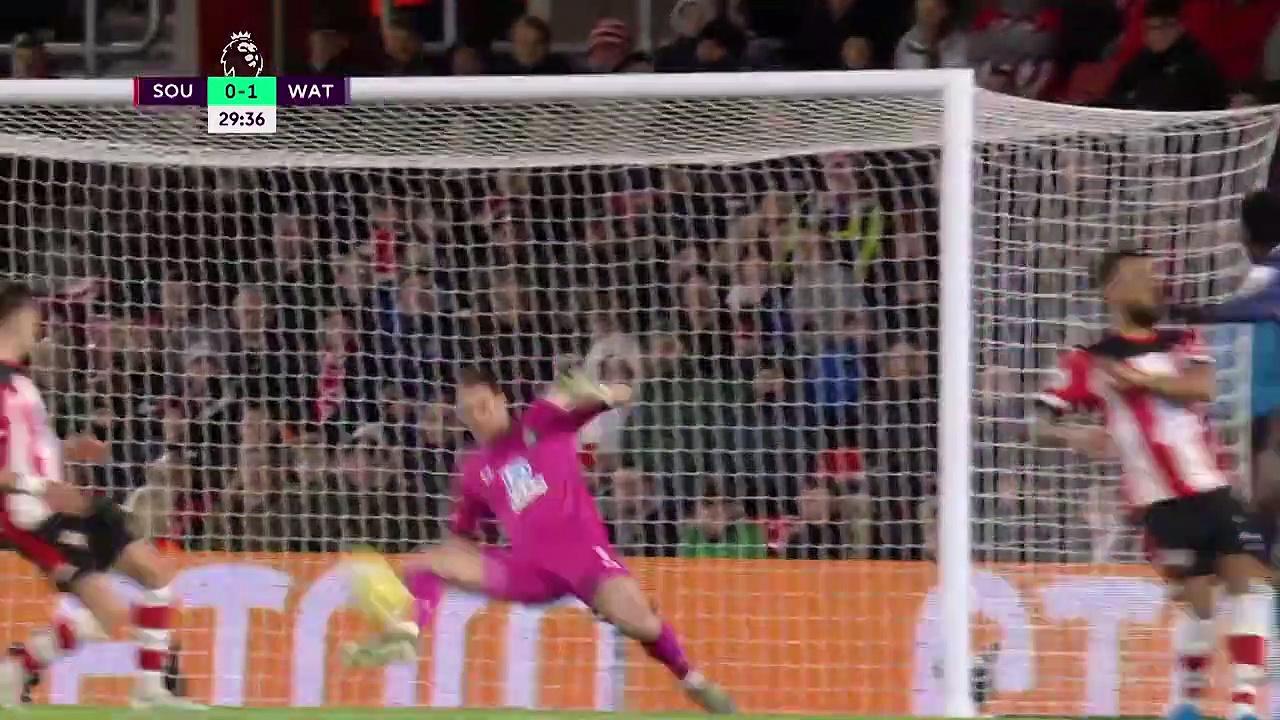 Southampton - Watford (2-1) - Maç Özeti - Premier League 2019/20
