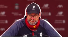 We Brought On A Frozen Goalkeeper After Alisson Red Card | Jurgen Klopp | Liverpool 2-1 Brighton