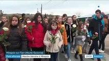 Effondrement d'un pont en Haute-Garonne : une marche blanche en hommage aux victimes