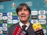 """Euro 2020 - Löw : """"De superbes matches contre la France et le Portugal"""""""
