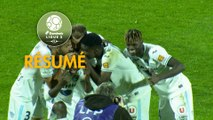 Rodez Aveyron Football - Havre AC (1-2)  - Résumé - (RAF-HAC) / 2019-20