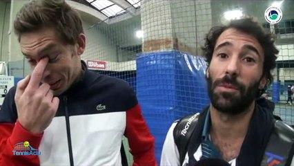 Les garçons du Tennis Club de Paris finissent 2e de leur poule mais pas suffisant pour aller en finale - #GoTCP