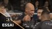 TOP 14 - Essai Sergio PARISSE (RCT) - Pau - Toulon - J10 - Saison 2019/2020