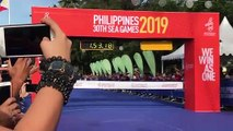 SEA Games 2019: John Leerams Chicano wins gold for men's triathlon