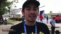 Nikko Huelgas passes the torch to younger teammates, suits up for Ironman