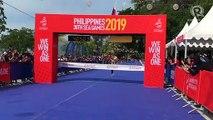 Kim Mangrobang wins back-to-back gold