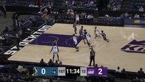 DaQuan Jeffries Posts 20 points & 19 rebounds vs. Iowa Wolves