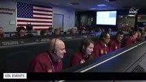 Mars-iversary - Insight lander touch down confirm   NASA JPL Insight Lander Celebration