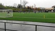 ZULO-F.C.(0-2) F.7-BALONGEVOS( primer gol)