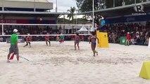 PH women's beach volleyball team wins vs Vietnam in prelims round 1