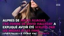 """David Hallyday : pourquoi Estelle Lefébure était """"gênée"""" pendant leur mariage"""