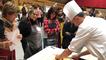 Concours d'œuvres chocolatées et atelier bûches au marché de Noël