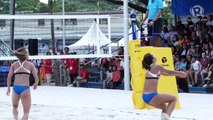 Highlights of Philippines vs Vietnam women's beach volleyball match
