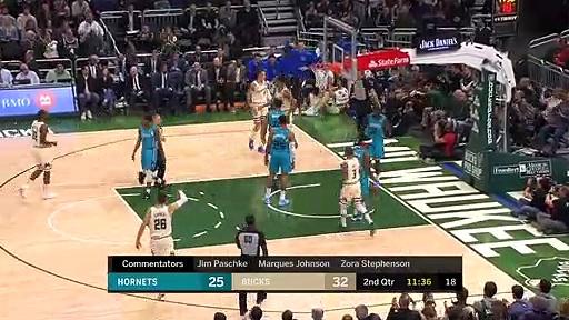 NBA'de Gecenin En Güzel 5 Oyunu | 30.11.2019