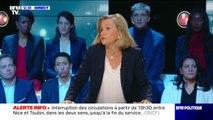 """Valérie Pécresse sur la candidature Rachida Dati pour la mairie de Paris: """"Je pense que les LR ne peuvent pas gagner seul à Paris"""""""