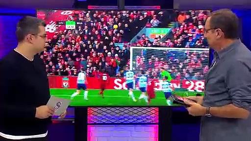 Liverpool - Brighton Maçının Ardından Değerlendirmeler