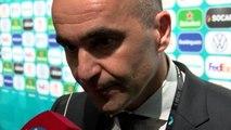Courtois 'best in the world' - Martinez