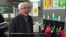 Fiscalité du gazole : pénurie de carburants en Bretagne
