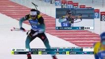 Johannes Boe vainqueur, Martin Fourcade cinquième - Biathlon - CM