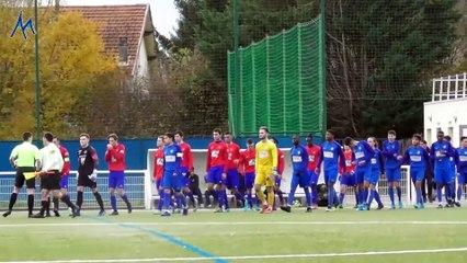 U18 R1  GF38 - FC Villefranche (2-1) : Le résumé vidéo