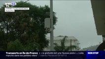 Intémpéries: un message d'alerte été diffusé à Cannes pour prévenir les habitants de la vigilance rouge