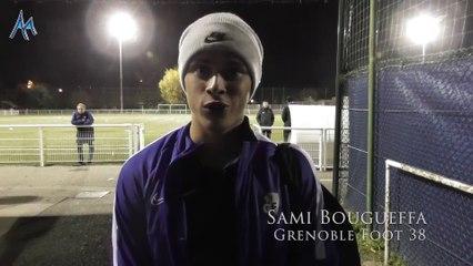 """Sami Bougueffa (GF38 U18) : """"On a une bonne mentalité"""""""