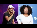 Kid Rock tells Oprah Winfrey she can 'suck his d*** sideways' in furious on-stage rant