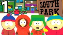 South Park Walkthrough Part 1 (PS1, N64) No Commentary