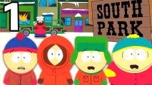 South Park Walkthrough Episode Part 1 (PS1, N64) No Commentary